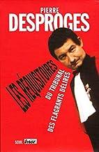 Coffret 2 volumes Pierre Desproges : Les…
