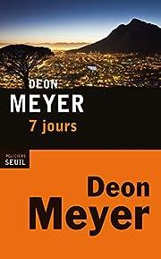 7 jours av Deon Meyer