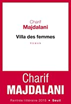 villa des femmes by Charif Majdalani