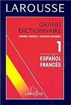 Gran diccionario español-francés,…