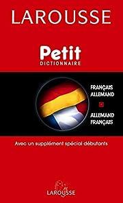 Petit Dictionnaire français/allemand