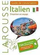 Italien by Larousse