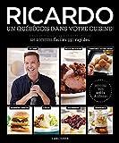 """Afficher """"Ricardo, un Québécois dans votre cuisine !"""""""