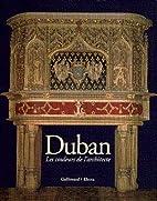 Felix Duban (1798-1870) by Sylvain Bellenger