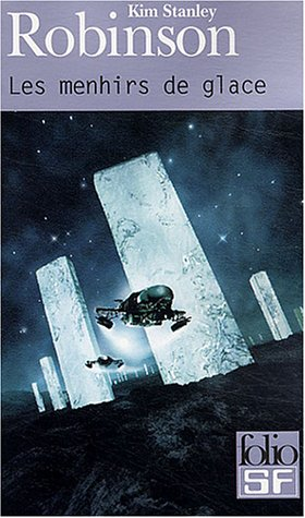 Book's Cover of Les Menhirs de glace