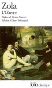 L'Oeuvre de Emile Zola