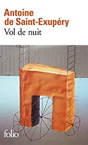 Vol de nuit af Antoine de Saint-Exupéry
