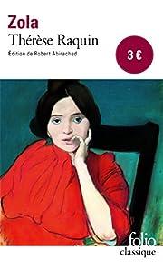 Thérèse Raquin de Emile Zola