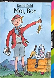 Moi, Boy por Roald Dahl
