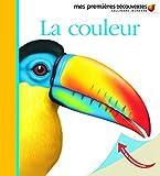 """Afficher """"Mes premières découvertes n° 14 La couleur"""""""