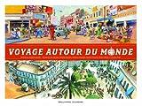"""Afficher """"Voyage autour du monde"""""""