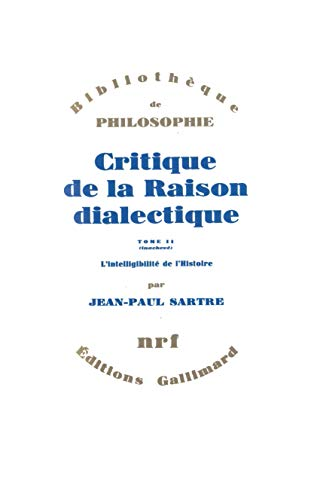 CRITIQUE DE LA RAISON DIALECTIQUE DOWNLOAD