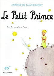 Le Petit Prince avec des aquarelles de…