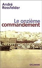 Le onzième commandement by…