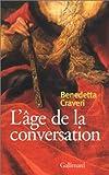 L'âge de la conversation
