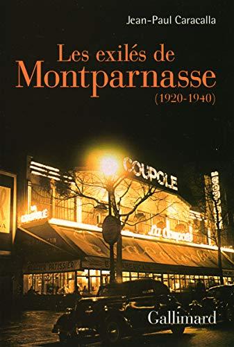 Les exilés de Montparnasse