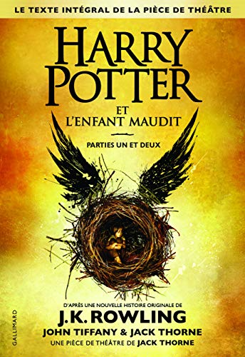 Harry Potter and the Cursed Child written by J.K. Rowling part of Harry Potter