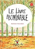 Le Livre abominable - Noe Carlain