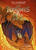 Les royaumes de feu : la BD. 04, L'île au secret
