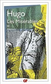 Les Misérables, tome 3 av Victor Hugo