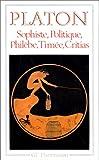 """Afficher """"GF n° 203 Sophiste-Politique-Philèbe-Timée-Critias"""""""