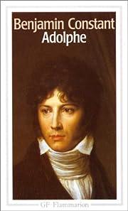 Adolphe af Benjamin Constant