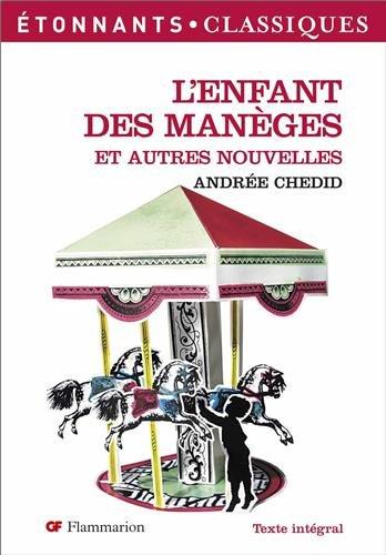 3b074d4b9675 L Enfant des manèges   Et autres nouvelles  Almouggar.com  Andrée ...