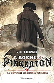 L'agence Pinkerton, Tome 1 : Le…