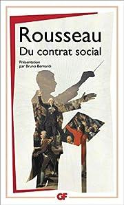 Du contrat social de Bruno Bernardi