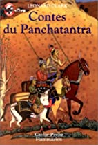 Contes du Panchatantra by Pancatantra.…