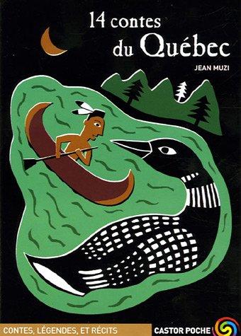 14 contes du Québec - Details