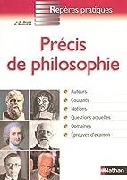 Précis de philosophie by J-M Besse