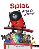 Splat le chat. 17, Splat range sa chambre