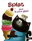Splat le chat. 20, Splat aime la crème glacée