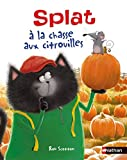 Splat le chat. 27, Splat à la chasse aux citrouilles