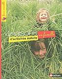 4 saisons d'activités nature en famille