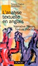 L'analyse textuelle en anglais : Narrative…