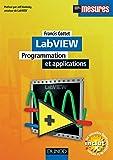 couverture du livre LabVIEW