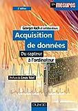 couverture du livre Acquisition de données