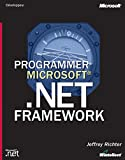couverture du livre Programmer Microsoft .NET Framework