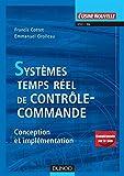 couverture du livre Systèmes temps réel de contrôle-commande