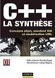 couverture du livre C++ - la synthèse
