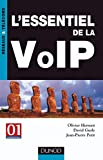 couverture du livre L'essentiel de la VOiP