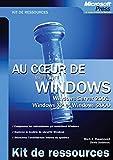 couverture du livre Au cœur de Windows