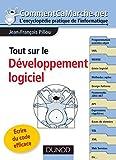 couverture du livre Tout sur le développement logiciel