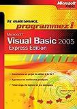 couverture du livre Visual Basic 2005 Express Edition