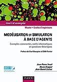 couverture du livre Modélisation et simulation à base d'agents