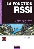 couverture du livre La fonction RSSI