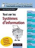 couverture du livre Tout sur les Systèmes d'information