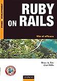 couverture du livre Ruby on Rails